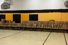 Summer Meal Distribution for students