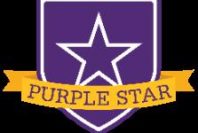 RHS awarded Purple Star