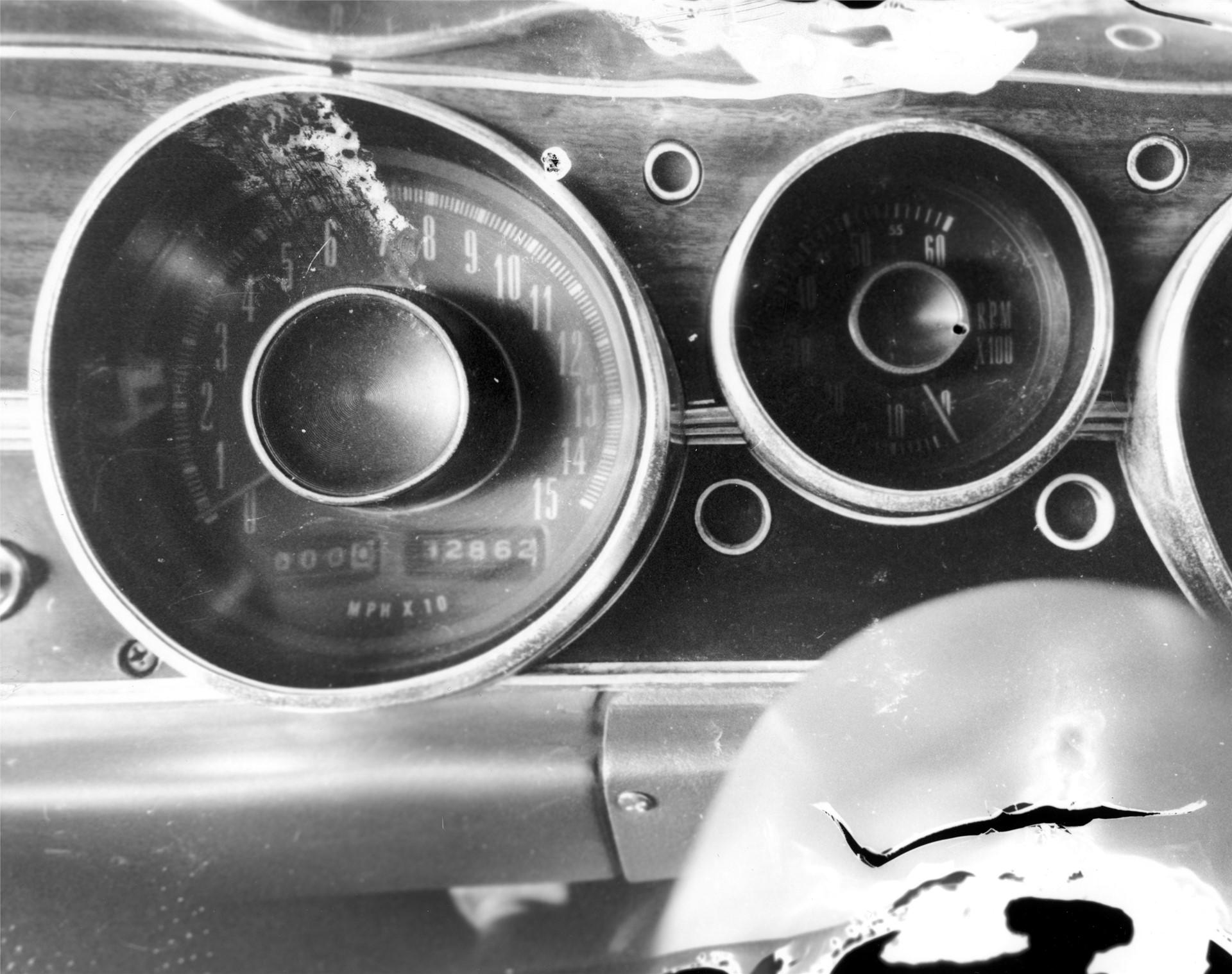 Kyle Slater-Burnt Car- Honorable Mention