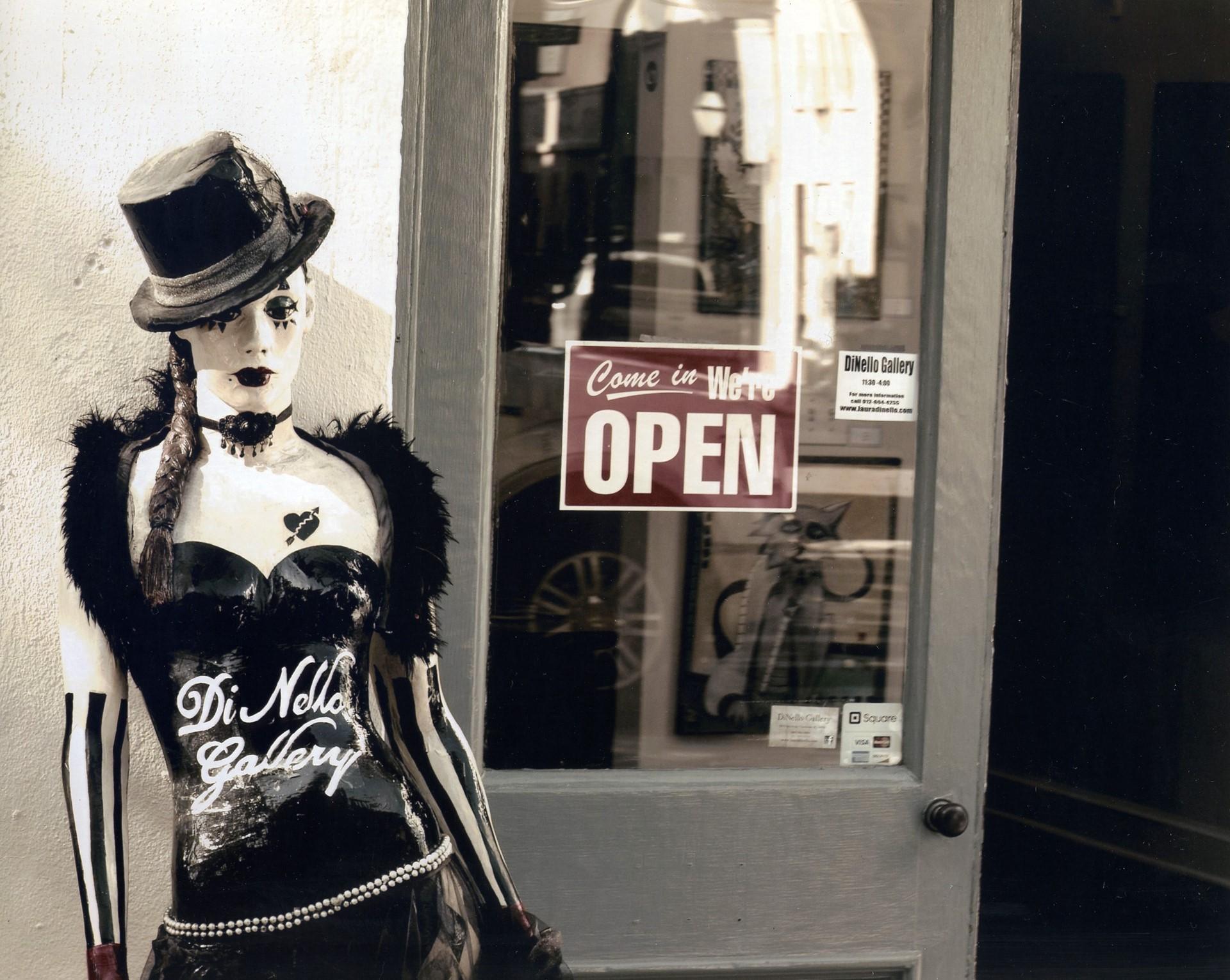 Gabriella Lemieux - We're Open