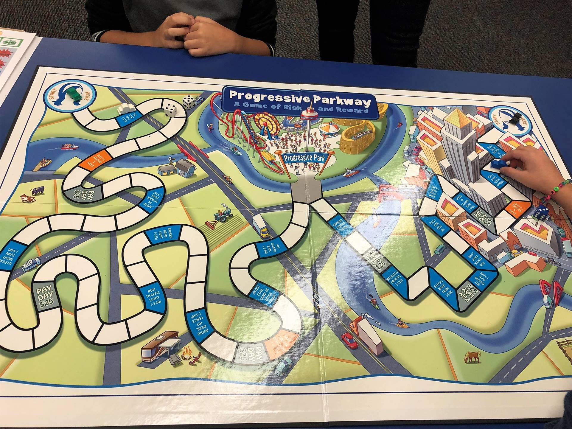 Progress Parkway Program