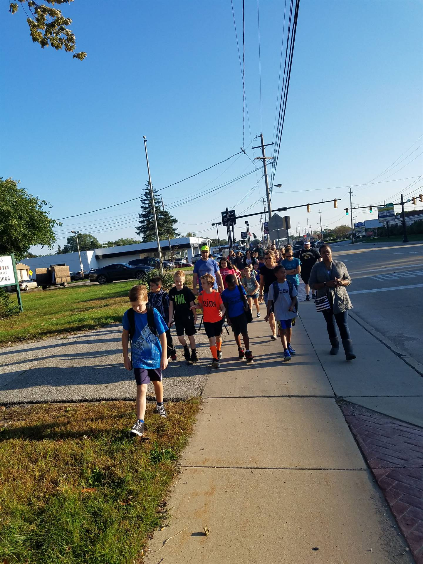 Walk to School 2018