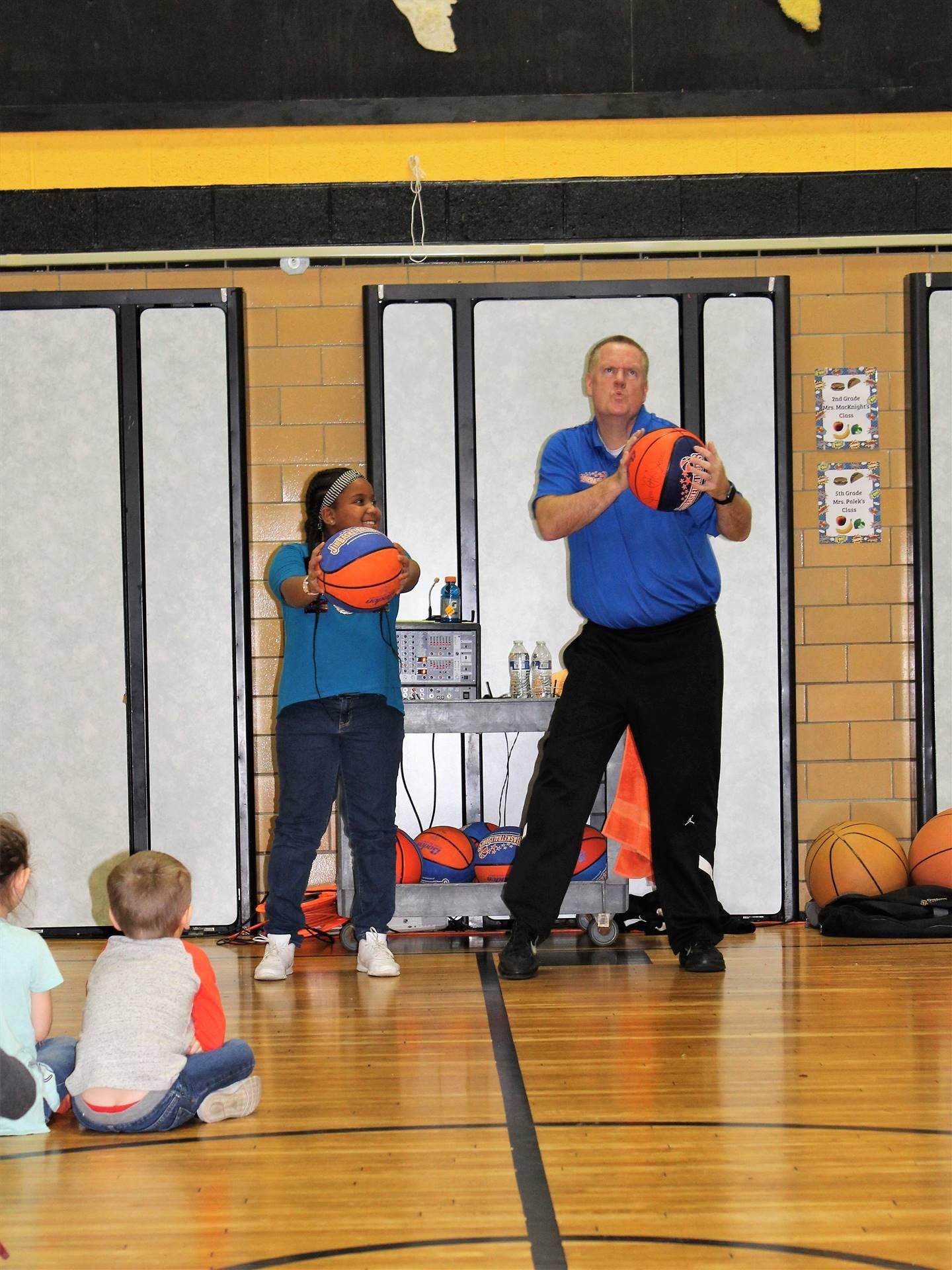 "Jim ""Basketball"" Jones Assembly"