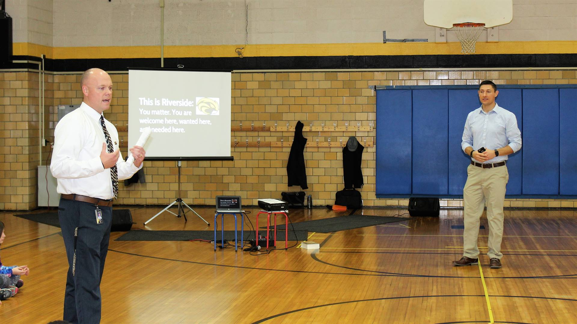4th & 5th Grade Culture Playbook Assembly