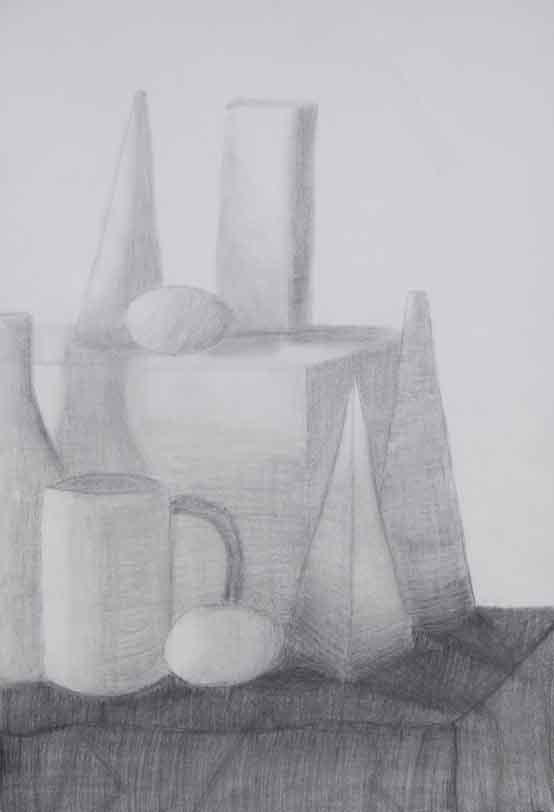 Lake Geauga Secondary Art Awards Entries 2017