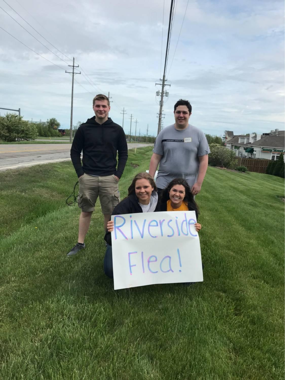 Riverside Flea Volunteers