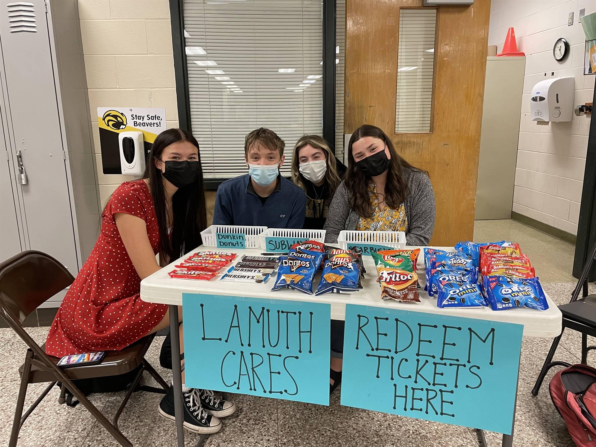 LaMuth Cares Closet